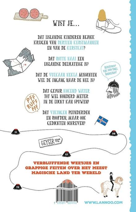 Hoe je een vulkaan kunt blussen : en andere weetjes over IJsland