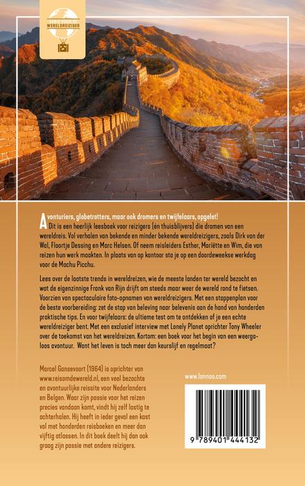 Hoe word ik wereldreiziger : een boek voor avonturiers, globetrotters, dromers en twijfelaars