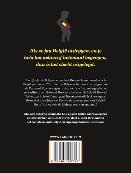 De blote Belg : ons land ontcijferd