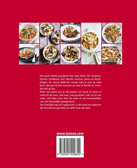Het grote Libelle pastaboek : 310 favoriete familierecepten