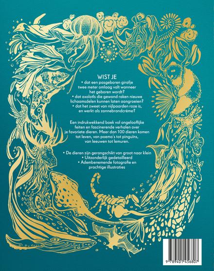 Het dikke boek van alle bijzondere dieren