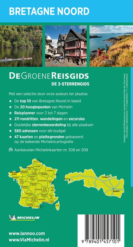 Bretagne Noord : van Rennes tot schiereiland Crozon