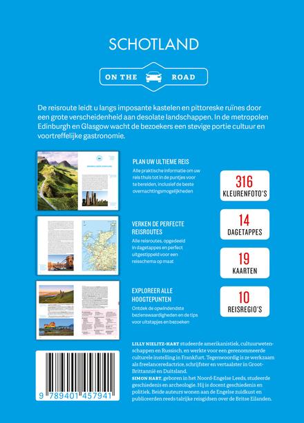 Lannoo's autoboek Schotland : de mooiste routes en regio's