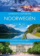 Lannoo's autoboek Noorwegen : de mooiste routes en regio's