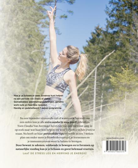 Repower : een gezond en stressvrij lichaam in 7 weken