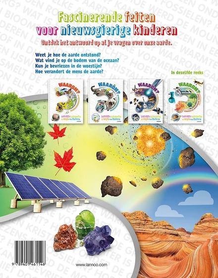 Waarom? De grote encyclopedie over aardbevingen, vulkanen en het klimaat : duidelijke antwoorden op vragen van kind...