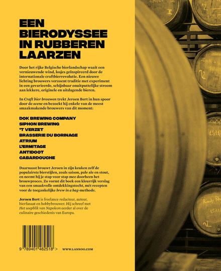 Craft bier brouwen : de new wave van Belgische brouwers
