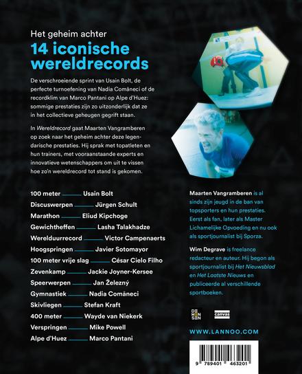 Wereldrecord : 14 iconische sportprestaties scherpgesteld