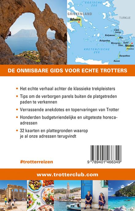 Rhodos-Kos : Dodecanese Eilanden