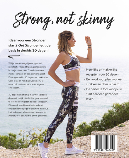 Get stronger : een fit & strak lichaam in 30 dagen