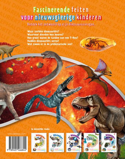 Waarom? De grote dinosaurusencyclopedie : duidelijke antwoorden op vragen van kinderen