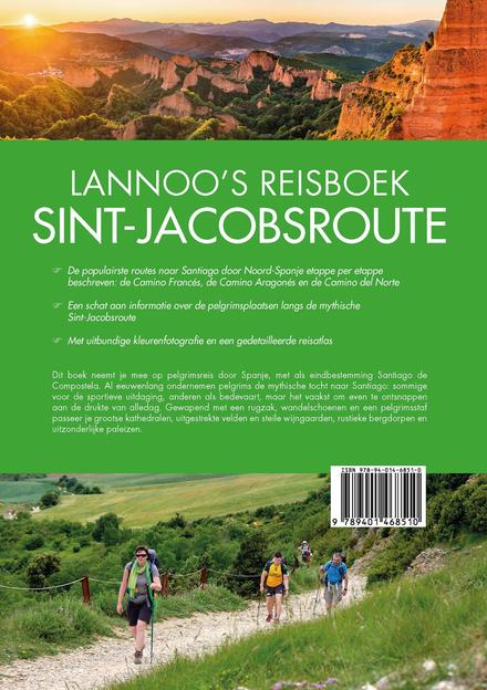 Lannoo's reisboek : Sint-Jacobsroute : op weg naar Santiago de Compostela