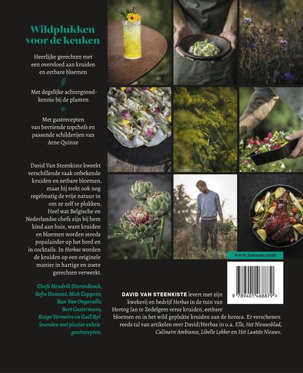 Herbas : kruiden, recht uit de natuur op je bord