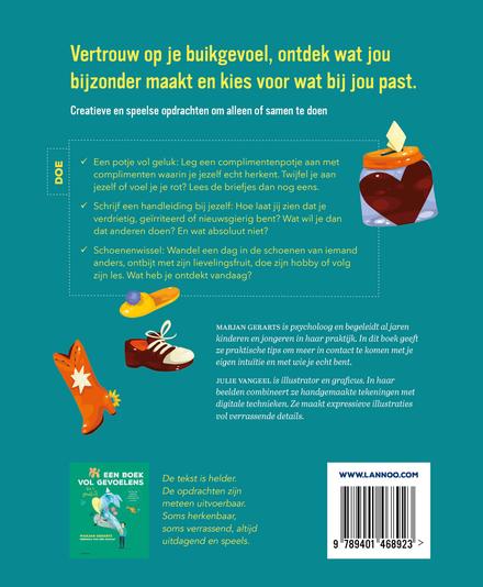 Het grote boek van mij : tips en opdrachten om jezelf beter te leren kennen