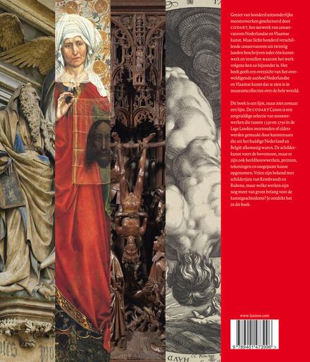 100 meesterwerken CODART canon : Nederlandse en Vlaamse kunst 1350-1750