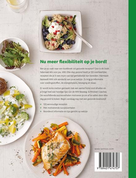 Elke dag gezond : wetenschap, tips en 120 makkelijke recepten voor een gezonde levensstijl