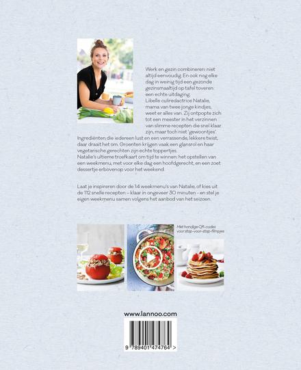 Libelle weekmenu's : 112 makkelijke recepten voor het hele gezin