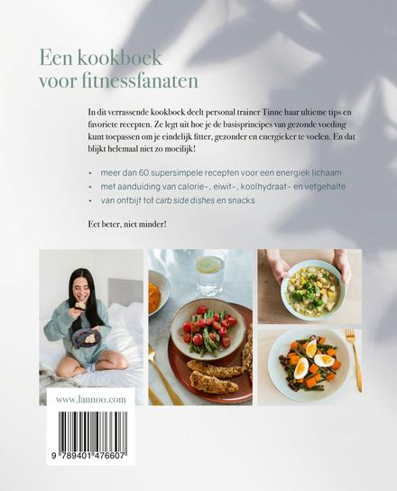 Het fitness kookboek : 60 recepten voor een energiek lichaam