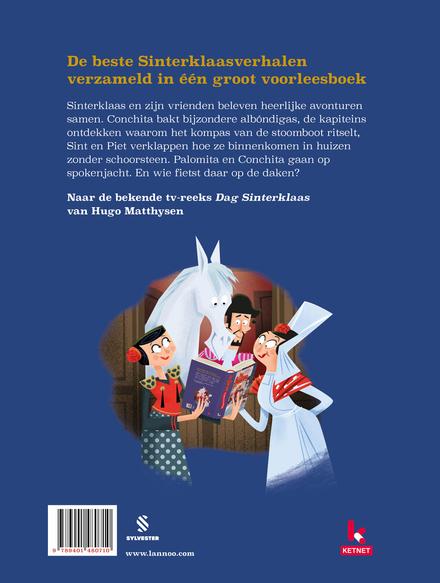 Dag Sinterklaas : het grote voorleesboek