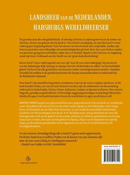 Keizer Karel V : landsheer van de Nederlanden, Habsburgs wereldheerser