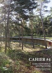 Cahier. #4, Architectuurkwaliteit en opdrachtgeverschap