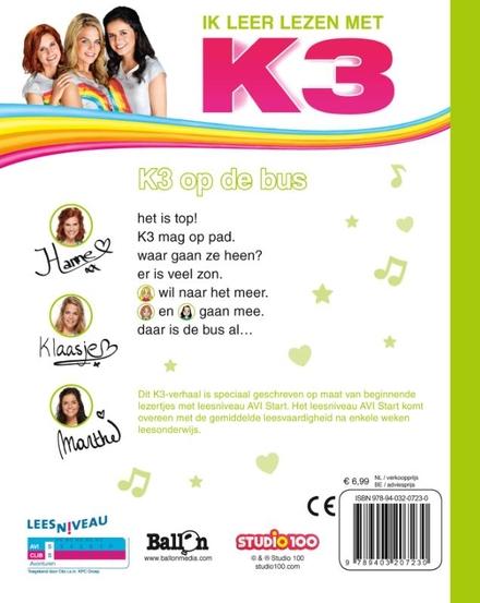 K3 op de bus