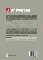 14-18 Antwerpen : in anekdotes, monumenten, bijzondere plaatsen & figuren