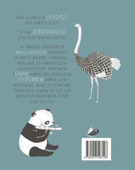 Wonderbaarlijke feiten over dieren
