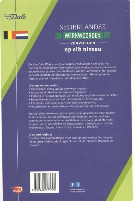 Van Dale werkwoordgrammatica Nederlands : werkwoorden vervoegen op elk taalniveau