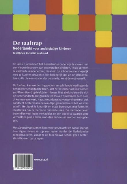De taaltrap : Nederlands voor anderstalige kinderen