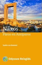 Náxos, Páros en Antíparos