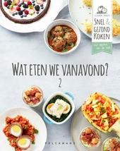 Wat eten we vanavond?. 2