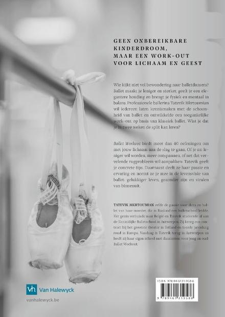 Ballet workout : voor de lenigheid, kracht en uitstraling van een ballerina