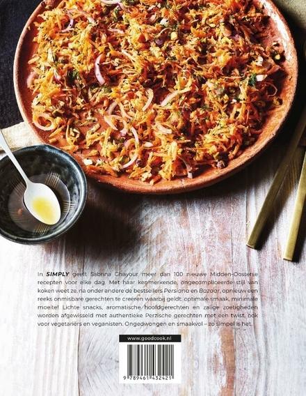 Simply : makkelijke Midden-Oosterse maaltijden