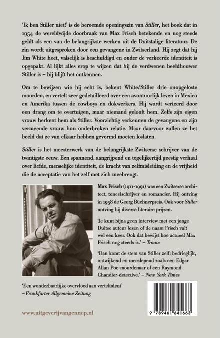 Stiller : roman