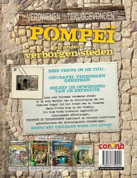 Pompeï en andere verdwenen steden