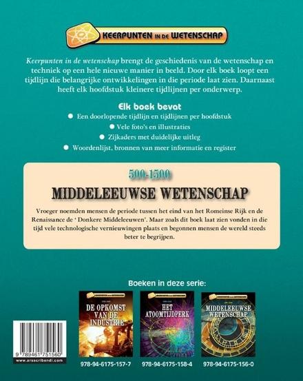 Middeleeuwse wetenschap 500-1500