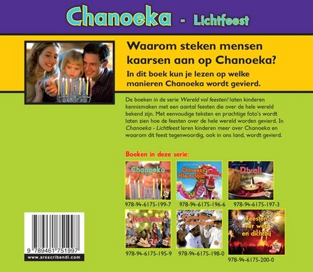 Chanoeka : lichtfeest