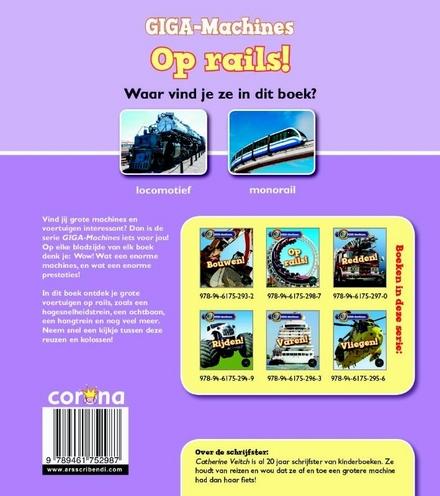 Op rails!