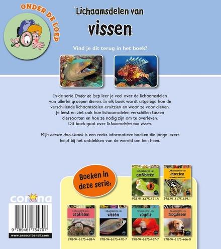 Lichaamsdelen van vissen