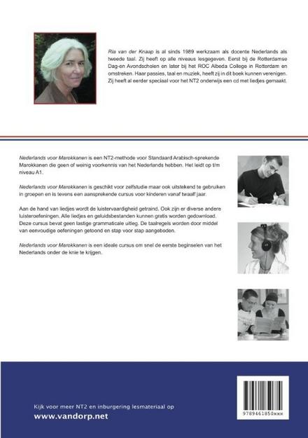 Nederlands voor Marokkanen : basiscursus Nederlands tot en met niveau A1