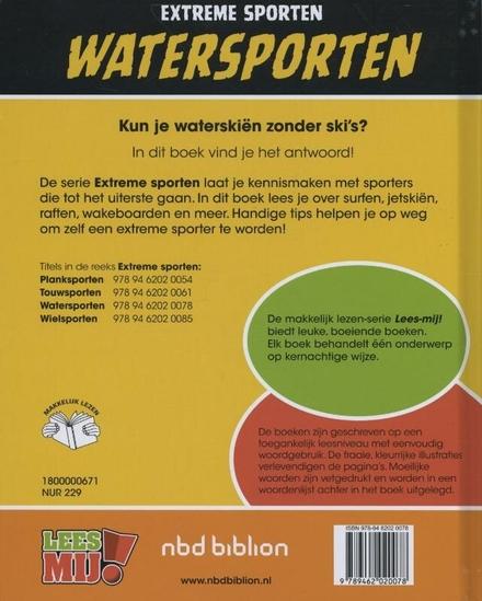 Watersporten