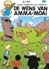 De wens van Amma-Moai