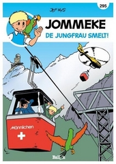 De Jungfrau smelt!