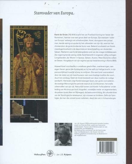 Karel de Grote : stamvader van Europa