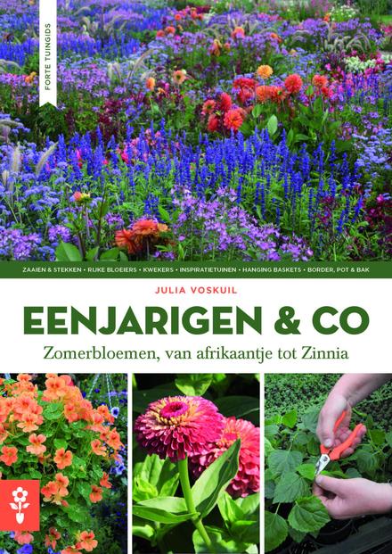 Eenjarigen & co : zomerbloemen, van afrikaantje tot Zinnia