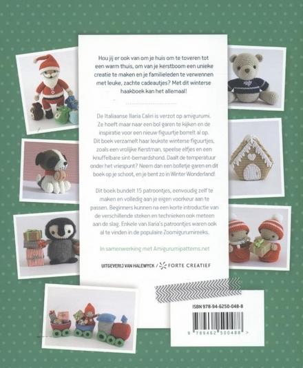 Amigurumi Winter Wonderland : 15 originele haakpatronen