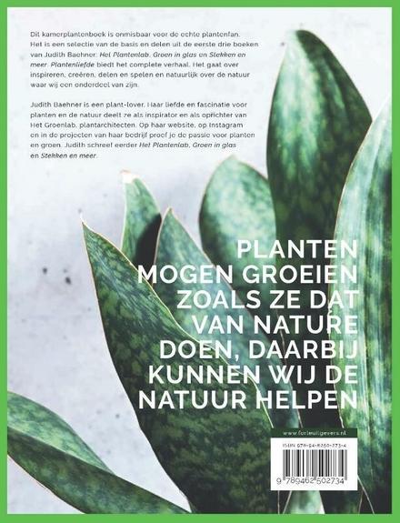 Plantenliefde : verzorgen, verzamelen, stylen, stekken en meer
