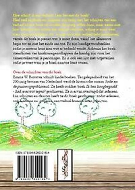 Hoe schrijf ik een verhaal? : Leer het met dit boek!