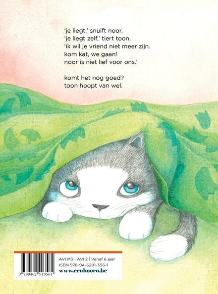 Kat is weg